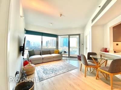 شقة 2 غرفة نوم للبيع في دبي مارينا، دبي - Corner Unit | Fully Furnished | Community View