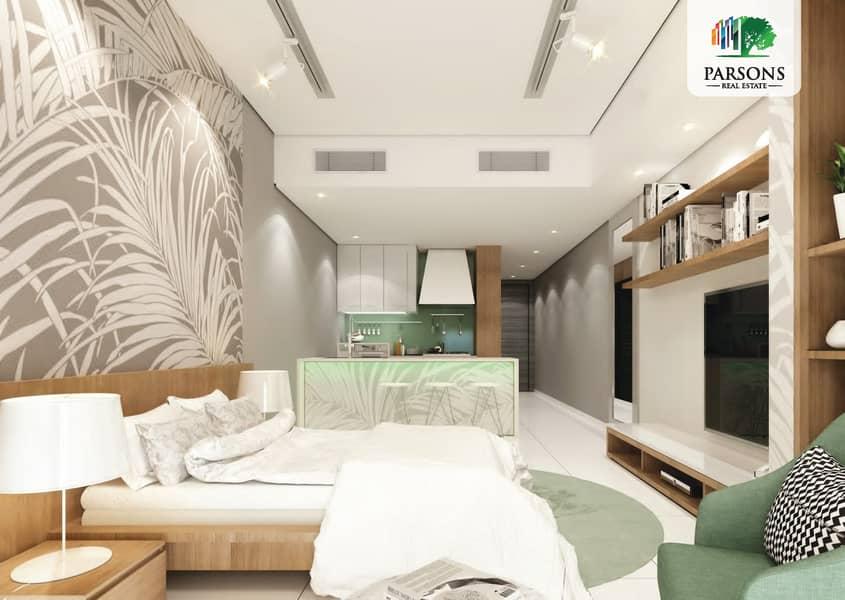 Affordable Studio Apartment for sale in Wadi Al Safa 5