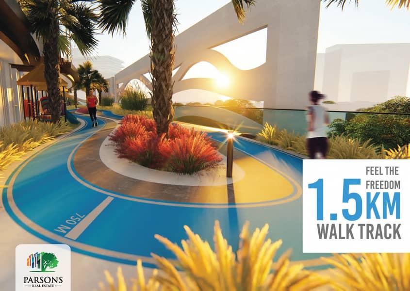 12 Affordable Studio Apartment for sale in Wadi Al Safa 5