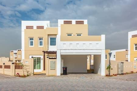 3 Bedroom Villa for Rent in Mudon, Dubai - Landscaped Corner 3BR-B Villa Near Central Park!