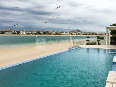 6 Bedroom Villa for Sale in Palm Jumeirah, Dubai - Tip on the Palm | 6 Bed | Luxury Upgrade