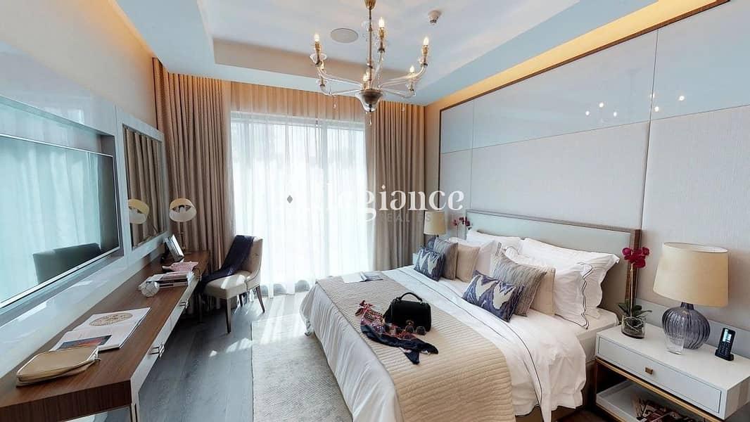 Smart Home |Burj Khalifa View | 5min to Dubai Mall