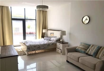 1 Bedroom Flat for Rent in Jumeirah Village Circle (JVC), Dubai - FULLY FURNISHED   WITH BALCONY