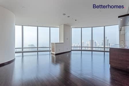 شقة 3 غرف نوم للبيع في وسط مدينة دبي، دبي - High Floor | Rented | Type G | DIFC View