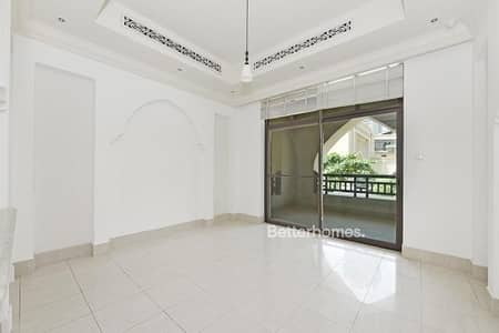 1 Bedroom Flat for Sale in Old Town, Dubai - Palace Courtyard View | Motivated Seller