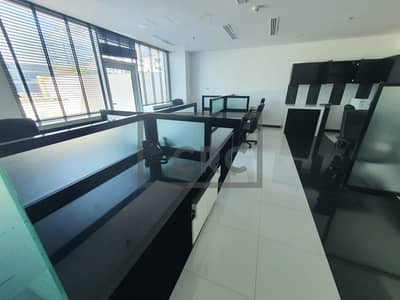 Partitioned Office | Fully Furnished | Bay sqaure Building 3