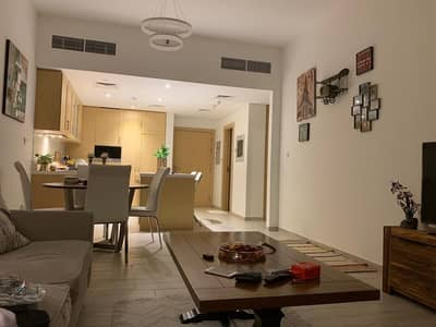 1 Bedroom Flat for Rent in Jumeirah Village Circle (JVC), Dubai - Spacious One Bedroom/Chiller Free/Open Kitchen