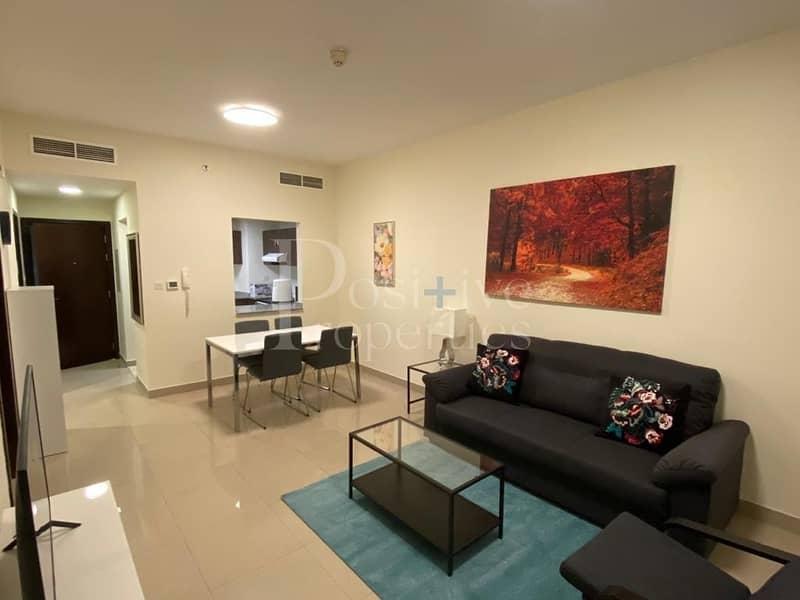 2 8.5 % ROI | Beautiful 1 bedroom  | Best Investment