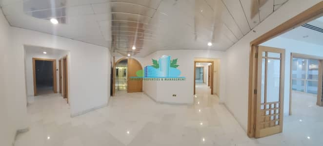 5 Bedroom Flat for Rent in Corniche Road, Abu Dhabi - INCREDIBLE LUXURIOUS HUGE 5 bedrooms 5 Washroom with 2 Parkings