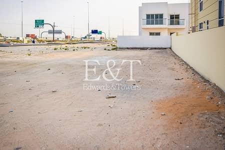 Plot for Sale in Jumeirah Village Triangle (JVT), Dubai - Two Adjacent Villa Plots | Area : 5