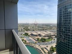 Large 2 Bed + Maid with FULL LAKE VIEW in S1 Tower