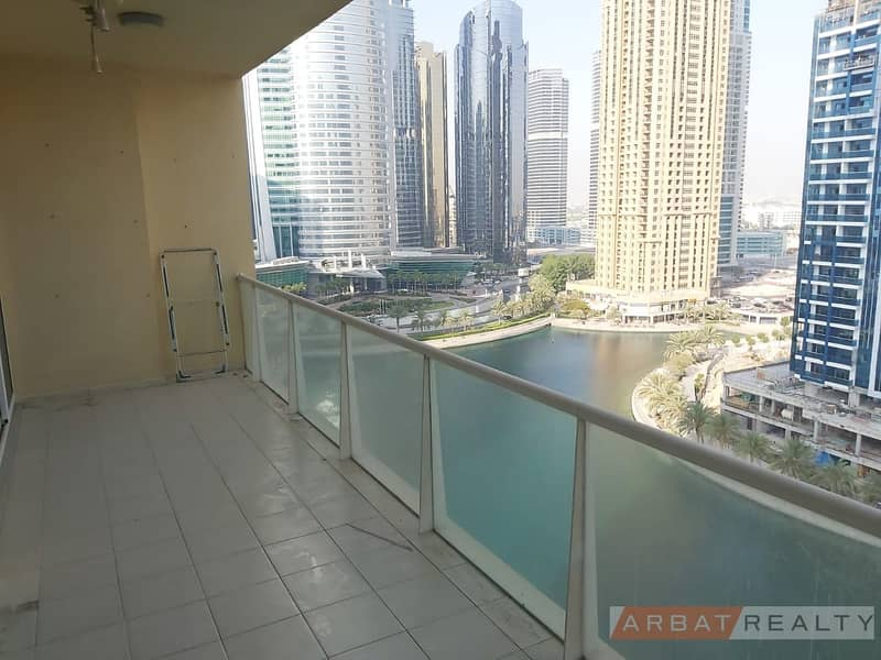 2 LARGE TWO BEDROOM FOR RENT IN LAKE VIEW TOWER FULL LAKE VIEW