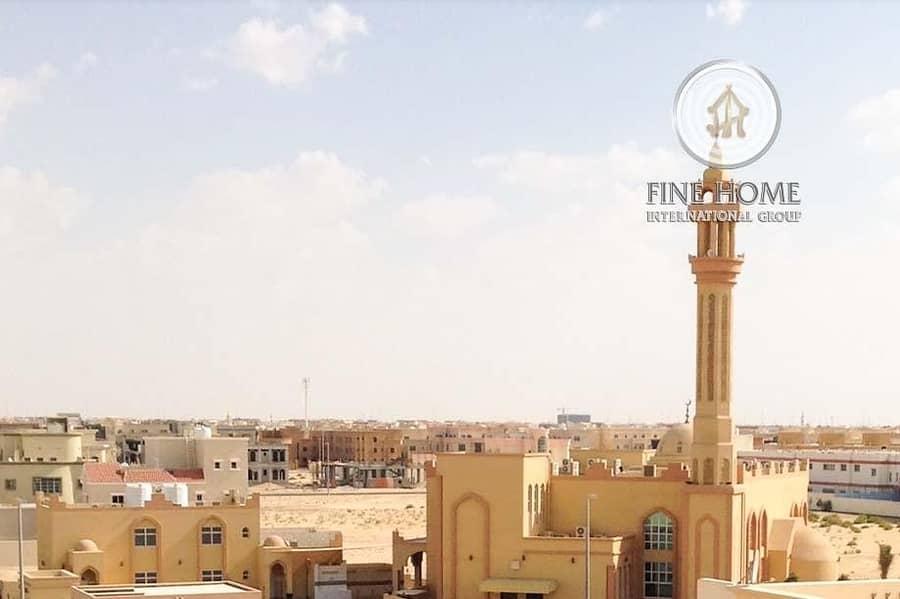 2 Fabulous 6 Villas Compound in Shakhbout city