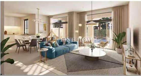 فیلا 3 غرف نوم للبيع في الجرف، أبوظبي - Amazing Stunning Villa With World-Class Facilities