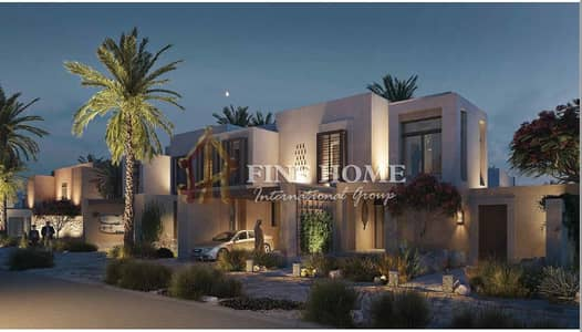 2 Bedroom Villa for Sale in Al Jurf, Abu Dhabi - Modern Design For Your Villa  With Pool View