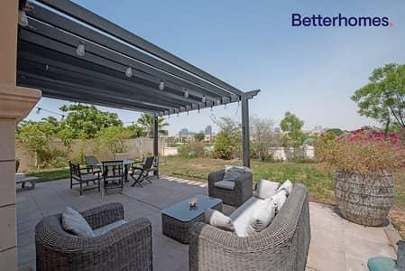 فیلا 5 غرف نوم للايجار في مدينة دبي الرياضية، دبي - Type C1 I Landscape Garden and Golf Course Views