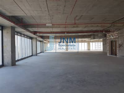 Office for Rent in Jumeirah Lake Towers (JLT), Dubai - Shell and Core Large Layout   One JLT