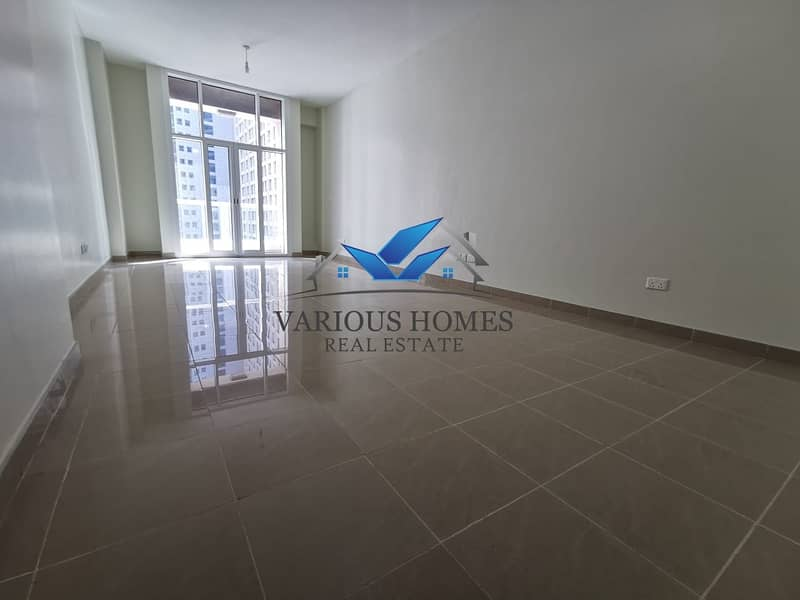 Brilliant 02 Bedroom Apartment with All Facilities Covered Parking Gym and Pool  02 Master Bedroom  at Al Muroor Road