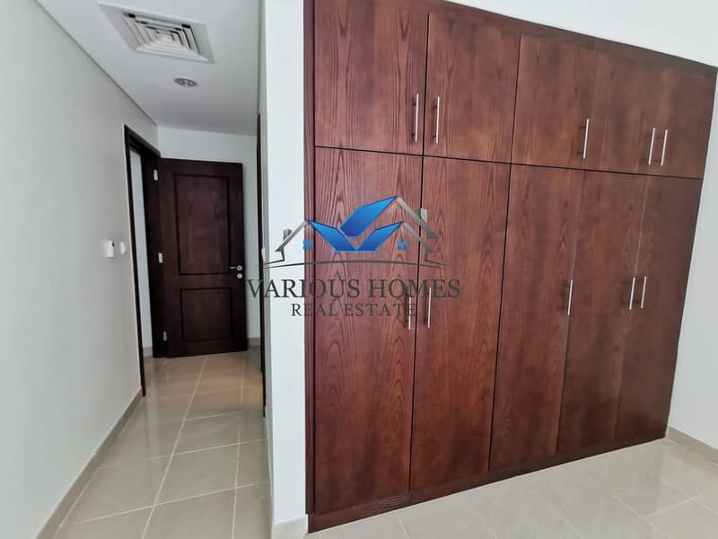 21 Brilliant 02 Bedroom Apartment with All Facilities Covered Parking Gym and Pool  02 Master Bedroom  at Al Muroor Road
