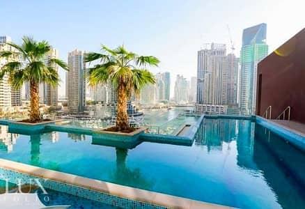 2 Bedroom Apartment for Sale in Dubai Marina, Dubai - Marina Views |2 Bed | Vacant on Transfer