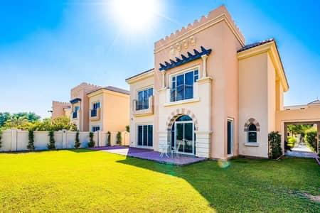 فیلا 5 غرف نوم للايجار في مدينة دبي الرياضية، دبي - Bright and Spacious 5 Bed in Estella Great Location
