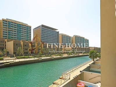 4 Bedroom Apartment for Sale in Al Raha Beach, Abu Dhabi - Move Now Amazing 4BR+ Maid With Full Sea View