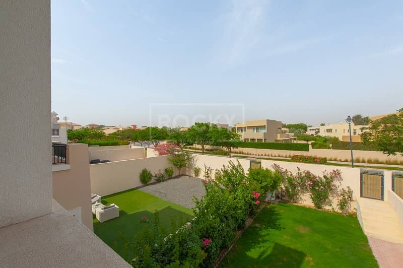 Type 3M | 3 Bed plus Study | Arabian Ranches