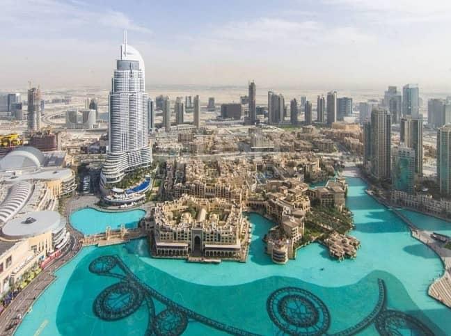 10 Live king size life @the Iconic Tower Burj Khalifa