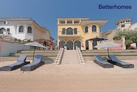 فیلا 5 غرف نوم للبيع في نخلة جميرا، دبي - G + 2 | Atrium Entry | Vacant | High Number
