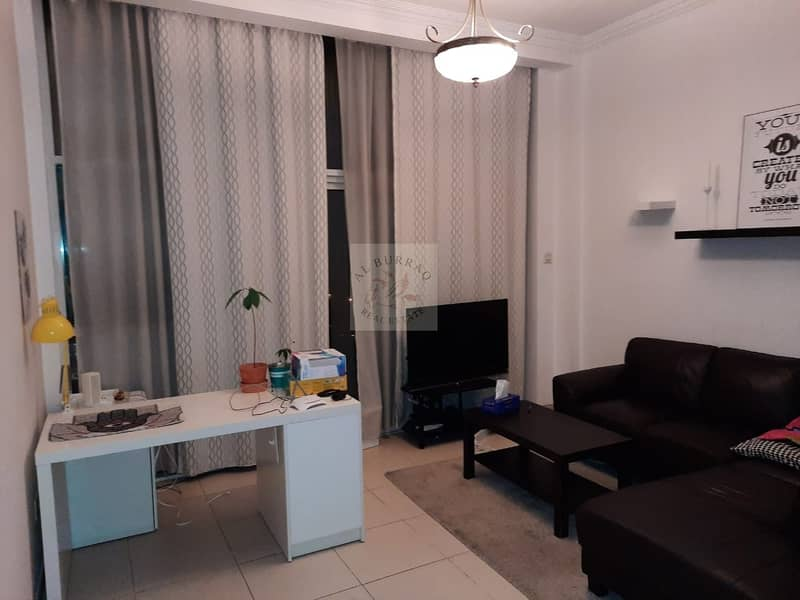 2 Beautifully Furnished 1 Bedroom with Balcony