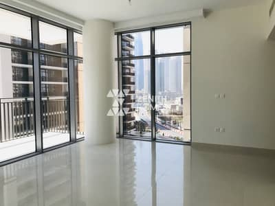 1 Bedroom Flat for Rent in Downtown Dubai, Dubai - One Bed + Study | Chiller Free | Blvd Crescent