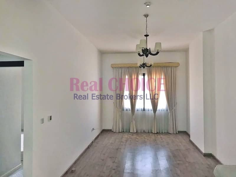 Well Maintained 1BR Apartment|Ready-To-Move-In