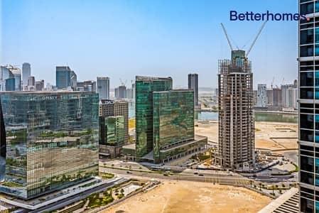 شقة 3 غرف نوم للبيع في الخليج التجاري، دبي - Tower K | High Floor | Maid's Room | Storage