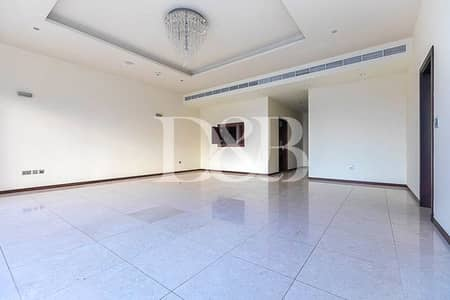3 Bedroom Flat for Rent in Palm Jumeirah, Dubai - Vacant Now | Direct Beach Access | Lower floor