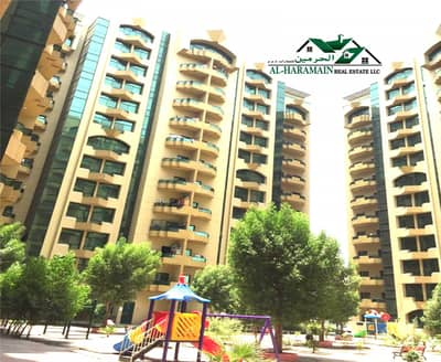 1 Bedroom Flat for Rent in Al Rashidiya, Ajman - Rashidya Towers 1 Bedroom 19,000 per year for Rent