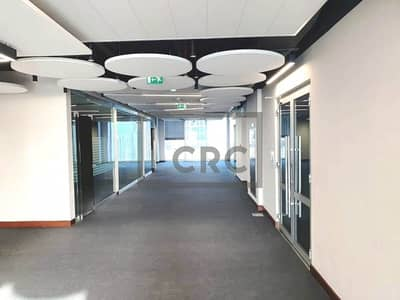 Office for Rent in Sheikh Zayed Road, Dubai - Fully Fitted | Prime Tower | At Metro | SZR