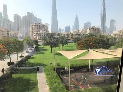 2 Bedroom Flat for Rent in Downtown Dubai, Dubai - Chiller Free | 2BHK | Garden and Burj Khalifa View