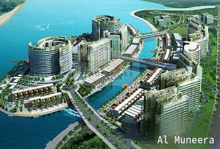 3 Bedroom Apartment for Sale in Al Raha Beach, Abu Dhabi - Fabulous 3BR+M| Full sea view
