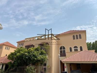فیلا 5 غرف نوم للايجار في قرية ساس النخل، أبوظبي - فیلا في قرية ساس النخل 5 غرف 180000 درهم - 4685083