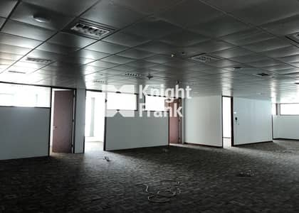 Office for Rent in Corniche Area, Abu Dhabi - Fitted Office for Lease / Seaview / Corniche Abu Dhabi