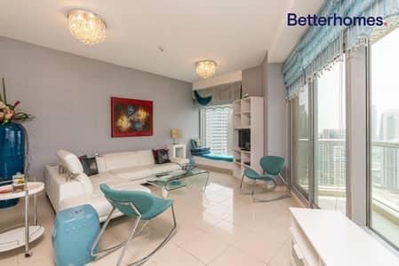 Full Marina View | Furnished |High Floor