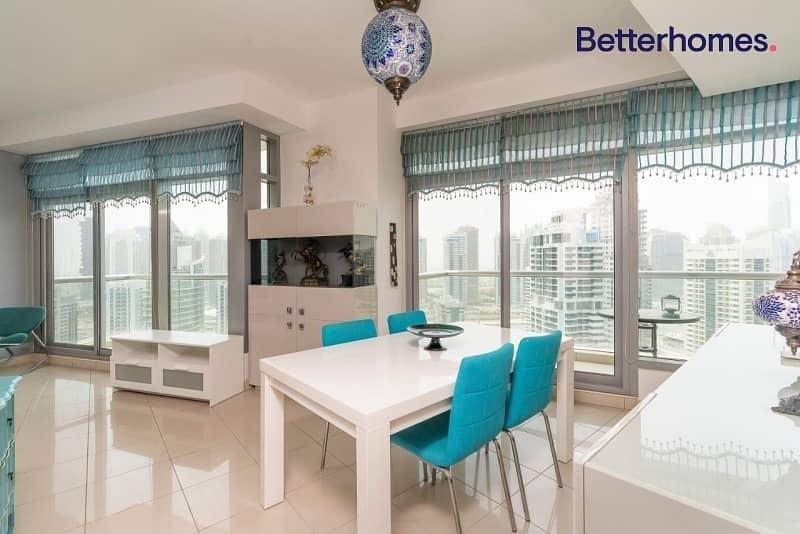 2 Full Marina View | Furnished |High Floor