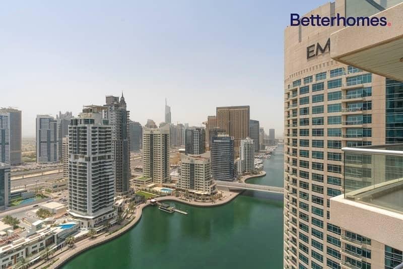 16 Full Marina View | Furnished |High Floor