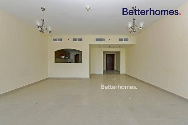 Affordable | With Closed Kitchen | Unfurnished