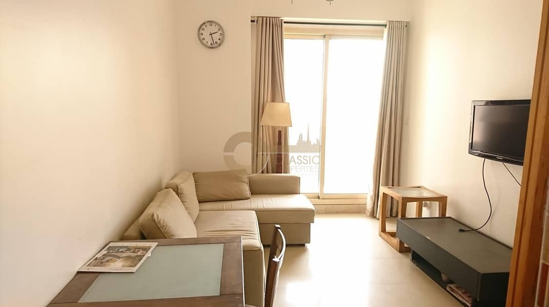 2 Furnished 1 Bedroom | Dream Tower 1 | Free Chiller