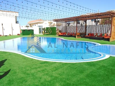 4 Bedroom Villa for Rent in Al Jafiliya, Dubai - Renovated|4br with maids|Full Facilities