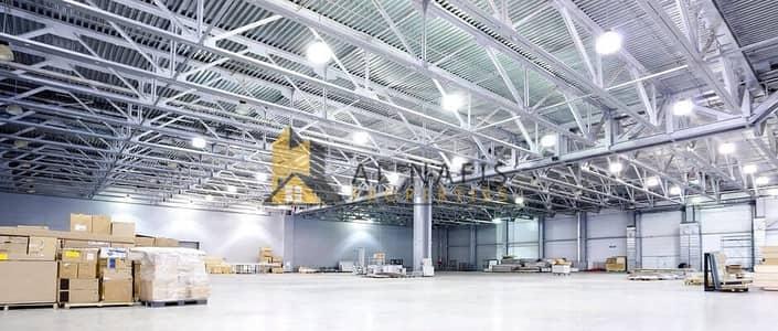 مستودع  للايجار في القصيص، دبي - Road Facing Warehouse