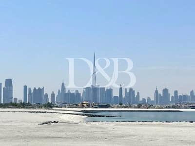 Plot for Sale in Jumeirah, Dubai - LAST BEACH VILLA | PLOT IN LA MER | BURJ VIEWS