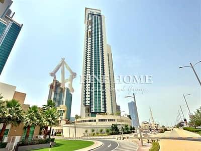شقة 1 غرفة نوم للبيع في جزيرة الريم، أبوظبي - Fantastic Apartment 1 Bedroom With Sea View