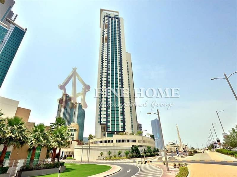 Fantastic Apartment 1 Bedroom With Sea View